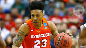 malachi richardson signs agent won t return to syracuse orange