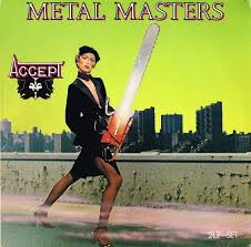 <b>Accept</b> - <b>Metal</b> Masters (1984, Vinyl) | Discogs