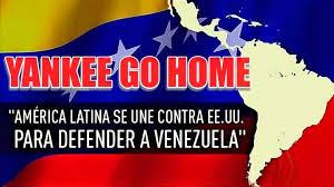Resultado da imagem dos Estados Unidos e pensar como eles vão levar água da América Latina