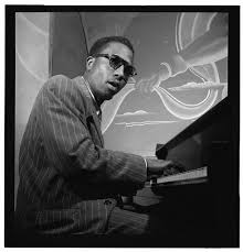 Portrait of <b>Thelonious Monk</b> by William Gottlieb - William Gottlieb ...