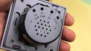 Livolo White Glass Panel Remote & Touch Switch <b>EU Standard</b> VL ...