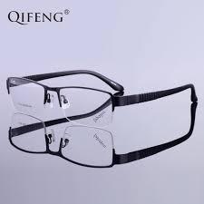 2019 <b>QIFENG Spectacle Frame Eyeglasses</b> Men Korean Myopia ...