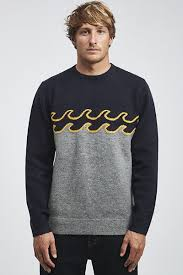 Купить <b>свитер Billabong Waves Sweater</b> (Q1JP08-BIF9-9) в ...