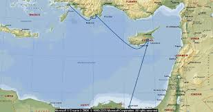 Image result for suez canal turkey map