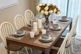 dining setting idea