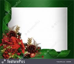 templates christmas border elegant corner design stock christmas border elegant corner design