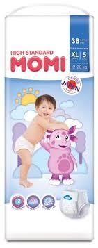 <b>Momi трусики High Standard</b> XL (12-20 кг) 38 шт. — купить по ...