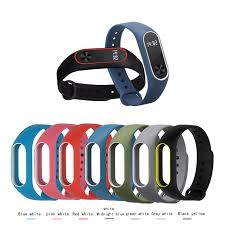 <b>BUMVOR</b> Colorful <b>Strap</b> Original Mi <b>Band</b> 2 <b>Strap for</b> xiaomi mi <b>band</b> ...