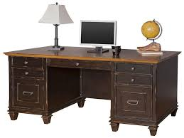 double office desk double desk home office martin home furnishings home office double pedestal desk imhf captivating devrik home office desk beautiful home