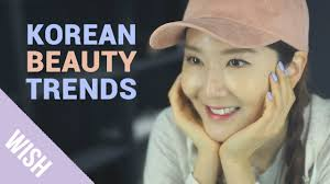 korean beauty trends 2016