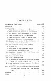 table of contents for essay the history of freedom and other essays   online library of liberty title page  toc