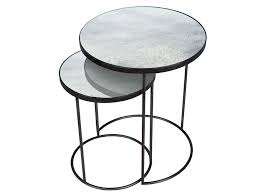 Столик CLEAR <b>NESTING SIDE TABLE</b> SET By Notre Monde ...