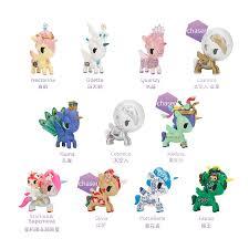 <b>Tokidoki</b> Novelty <b>Unicorn Family</b> 8 Generation Blind Box Tide Play ...
