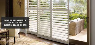 window treatments for sliding glass doors by the blind guys in tucson az blind shades sliding glass