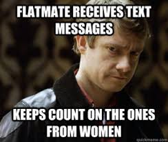 Defensively Heterosexual John Watson | Know Your Meme via Relatably.com