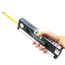 Loskii DX-012 Multipurpose Laser Level Horizontal Vertical ...