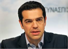 Alexis Tsipras, leftis