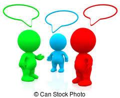 Image result for la conversacion clip art