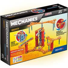 Магнитный <b>конструктор GEOMAG Mechanics Gravity</b> - 169 деталей