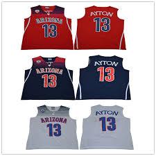 <b>2019</b> Mens DeAndre <b>Ayton</b> College Basketball Jersey Arizona ...