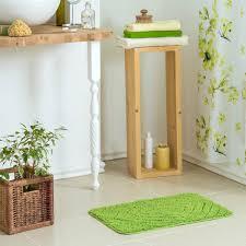 <b>Коврик для ванной</b> комнаты Eye <b>40х60</b> см цвет зелёный в Санкт ...