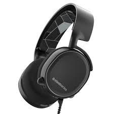 Игровые <b>наушники Steelseries Arctis 3</b> Black (61433) - отзывы ...