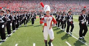 college traditions ohio state s ing band dotting the i college traditions ohio state s ing band dotting the i