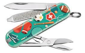 Купить <b>нож</b>-<b>брелок classic sports</b> world 58мм, 7 функций 0.6223 ...