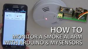 How To - <b>Smoke</b> Alarm Monitoring with Arduino and MySensors ...