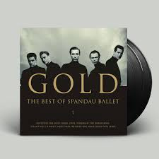 <b>Gold</b> (The Best Of <b>Spandau Ballet</b>)