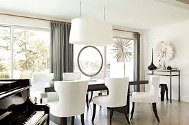 dining room decoration white