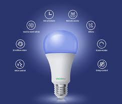 Умная <b>лампочка VOCOlinc L3 Smart</b> WiFi Light Bulb