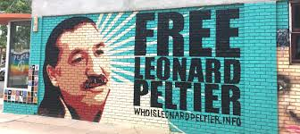 Image result for leonard peltier 2014