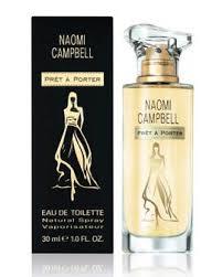 Купить <b>Naomi Campbell</b> Pret A Porter на Духи.рф   Оригинальная ...