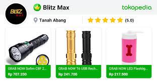 Blitz Max - Tanah Abang, Kota Administrasi Jakarta Pusat | Tokopedia