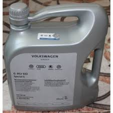 <b>Моторное масло VAG</b> Volkswagen VW 5W-40 Special G ...