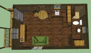 Graceland x Lofted Barn Cabin   amevesun     s souplofted barn cabin x plans