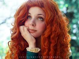 Merida - Brave - Paula Vasquez by SeviYummy - merida___brave___paula_vasquez_by_seviyummy-d5ler5r