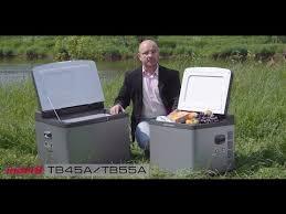 <b>Компрессорный автохолодильник Indel B</b> TB45A/TB55A - YouTube