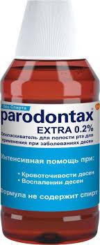 <b>Ополаскиватель</b> для полости рта <b>Parodontax</b> Extra, без спирта, 0 ...