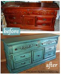 ornate dresser in turquoise with black glaze before after find more painted astonishing pinterest refurbished furniture photo
