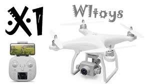 <b>Квадрокоптер Wltoys XK</b> X1 - YouTube