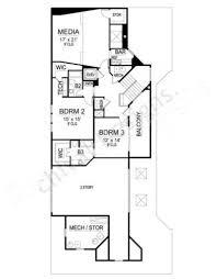 montpellier contemporary house plans narrow floor plans Contemporary Rectangular House Plans the montpellier house plan contemporary floor house plan second floor layout contemporary rectangular house design home