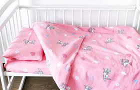 Lili Dreams. Текстиль для детской кроватки - Чики Рики