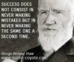 George Bernard Shaw Quotes Tragedy. QuotesGram via Relatably.com