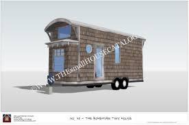 Tiny House Plans   Tiny House TalkFree Tiny House Plans Bohemian THOW