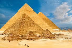 standing tall s great pyramids
