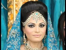 arabic bridal stani bride indian bridal makeup less is more by zukreat