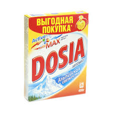 """<b>Стиральный порошок Dosia</b> """"Альпийская свежесть"""" - Обзор на ..."""