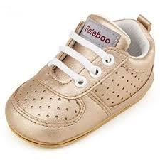 <b>Delebao</b> Baby <b>Fashion</b> Breathable Rubber Sole Crib Shoes ...